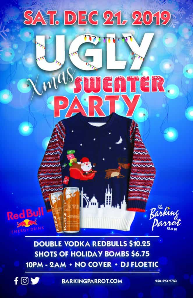 RedBull Presents: Ugly Xmas Sweater Party